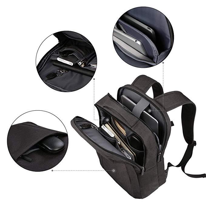 Mochilas Reyleo Compartimentos para portátiles y tablets