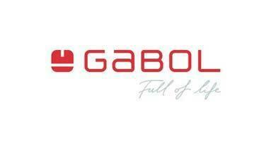 Logo de mochilas Gabol