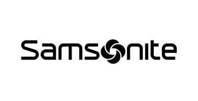 Logo de mochilas Samsonite