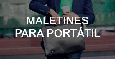 Maletines para portátiles hombre y mujer