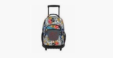 mejores mochilas escolares con ruedas