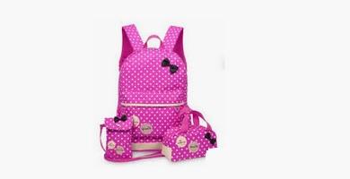 mochilas escolares niñas